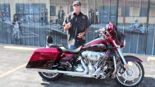 6. 2012 Harley Davidson Screamin' Eagle Street Glide CVO