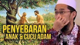Video Jarang Dibahas‼️ Kisah Penyebaran Cucu Adam - Ustadz Adi Hidayat LC MA MP3, 3GP, MP4, WEBM, AVI, FLV Maret 2019
