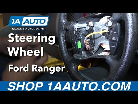 How to Remove Reinstall Steering Wheel 2001 Ford Ranger Buy Quality Auto Parts At 1AAuto.com