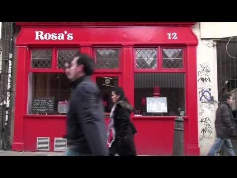 Rosa's – two Thai restaurants in London serving modern Thai food