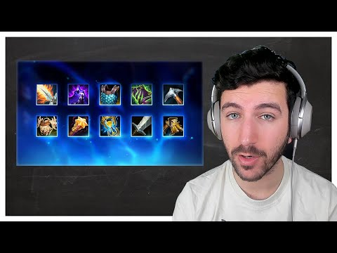 SEASON 11 ITEM REWORK - (WOW CLICKBAIT) YamatoCannon Reacts to League of Legends #lol #season11
