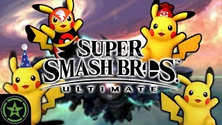 PIKA PIKA PIKA - Super Smash Bros. Ultimate | Let's Play by Let's Play