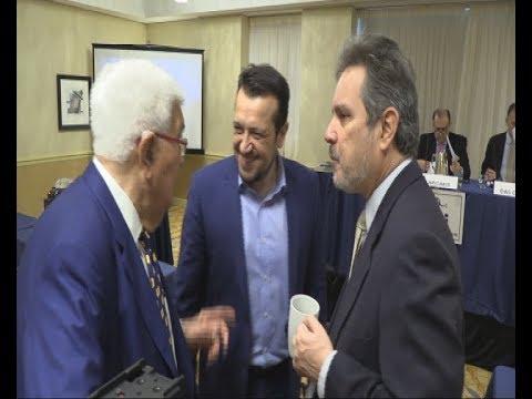 Συναντήσεις Νίκου Παππά στην Ουάσινγκτον