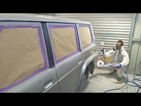 Garage Respray Part 2