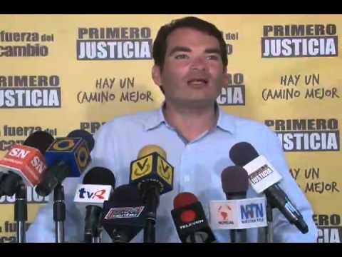 Tomás Guanipa: El gobierno es el principal responsable de la crisis económica en Venezuela
