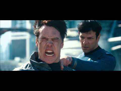 Star Trek Into Darkness - Spock VS Khan End Fight HD (Full Scene)