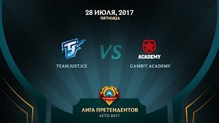 TJ vs GMB - Неделя 5 День 2 Игра 3 / LCL