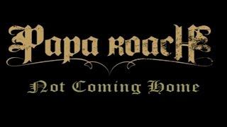 Papa Roach - Not Coming Home (Krog Christmas) With Lyrics