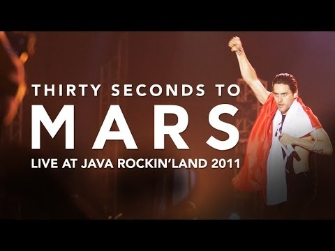 Thirty Seconds To Mars Live At Java Rockingland 2011 (HD)