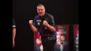 """Glen Durrant on victory over Rob Cross: """"I feel like I can beat anybody on one given night"""""""