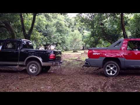 Ford Lobo VS Chevrolet Avalanche