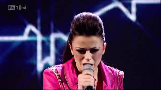 """Cher Lloyd (Full Version) """"Empire State of Mind"""" X Factor 2010 Live Show 5 (HD)"""