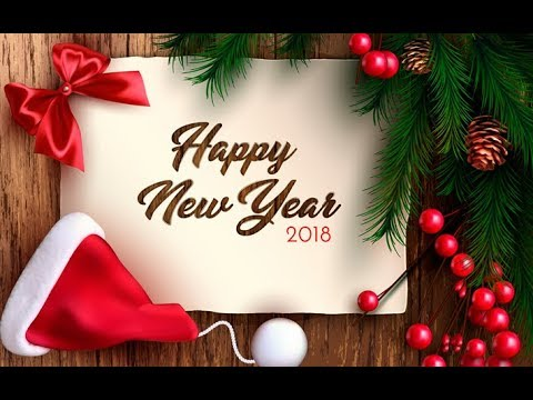Video Happy New Year 2018 Wishes | WhatsApp Status | Happy New Year with Shayari download in MP3, 3GP, MP4, WEBM, AVI, FLV January 2017