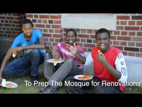 Masjid Isa's Clean Up