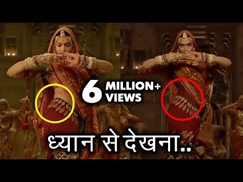 Padmaavat Ghoomar New Version   Deepika's Midriff