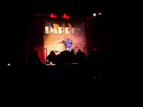 Comedian Gets Zinged By A Heckler