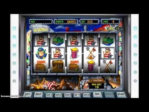 Игровой автомат играть бесплатно без регистрации алькатрас старые