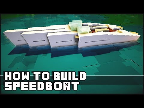 how to build a minecraft boat