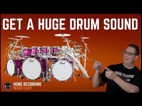 Presonus Studio One –  Mixing Drums – Parallel Drum Compression