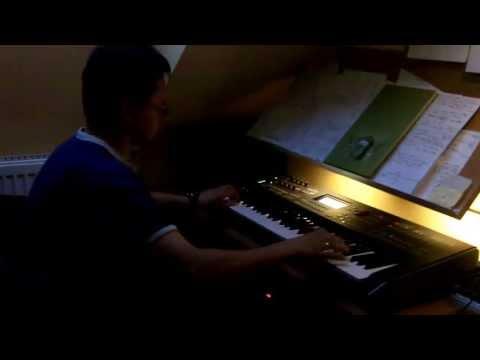 Hard rock on Yamaha MOX 6 by rajduk