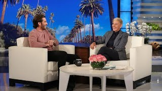 Video Jake Gyllenhaal Talks About Entering the Marvel Universe and Gushes Over Ellen MP3, 3GP, MP4, WEBM, AVI, FLV Mei 2019