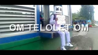 OM TELOLET OM 2017 / Marshmello nyari Telolet di Bekasi ( Ummet Ozcan Remix ) #UratMaluUdahCopotGaez Video