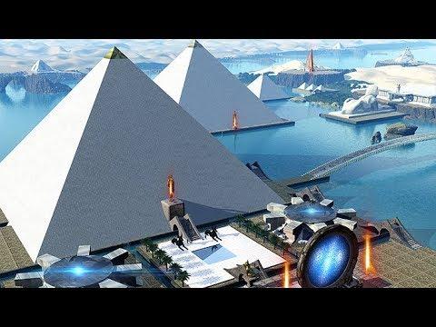 inalmente Descubierto El Verdadero propósito de las Pirámides - Antigua Tecnología Avanzada
