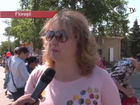 Orașul Florești marchează Ziua Internaționala a Copiilor