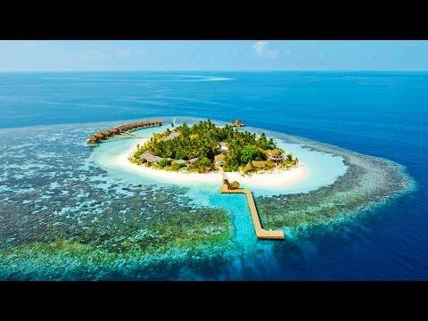 Отпуск в Раю! Лучший в Мире Отдых на Мальдивах! (видео)