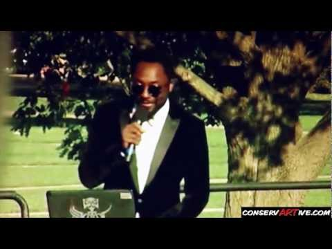 Rapper Uses Sesame Street Song to Rally Obama Supporters!