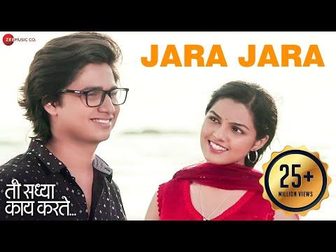 Video Jara Jara | Ti Saddhya Kay Karte | Abhinay Berde, Arya Ambekar & Isha Phadke | Nilesh Moharir download in MP3, 3GP, MP4, WEBM, AVI, FLV January 2017