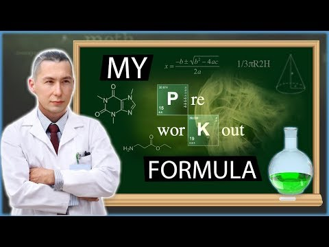 BEST HOMEMADE PREWORKOUT FORMULA REVEALED | What ingredients to use in a pre workout?