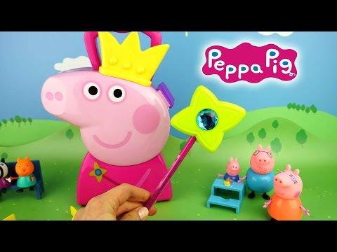 """Игровой набор Peppa """"Кейс Принцессы Пеппы"""""""