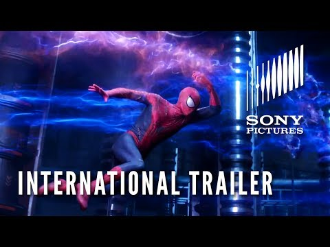 sony film - In Cinemas 2014 Like Us for the latest updates: www.facebook.com/theamazingspiderman.