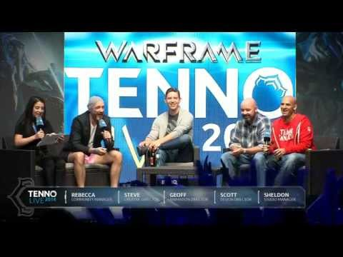 Warframe Tenno Live – Gamescom 2014