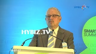 Raj Khalid, India Representative port of Antwerp, Smart Logistics Summit and Awards 2017► Watch More Business Videos at Indias Leading online business channel http://www.hybiz.tv► Like us on Facebook:  http://www.facebook.com/hybiz► Watch More Videos on http://www.youtube.com/hybiztv► Subscribe to HYBIZTV Channel:  goo.gl/EEXqfu