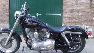 9. Harley Davidson FXD Super Glide