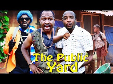 The Public Yard Part 3&4 - Chief Imo & Ten Kobo Latest Nollywood Movies.