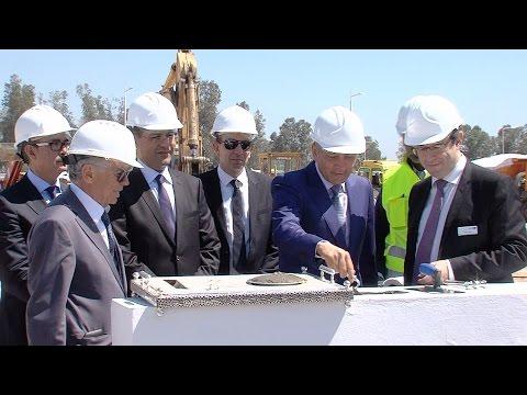 Hexcel lance à Casablanca son nouveau site de production de nids d'abeilles