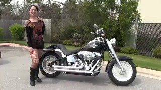 8. 2005 Harley Davidson Fat Boy For sale in FL