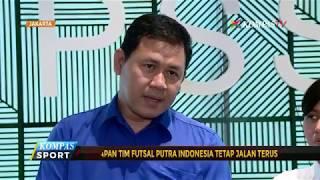 PSSI dan Federasi Futsal Indonesia akhirnya memastikan timnas futsal putra tetap akan berangkat ke Sea Games, Kuala Lumpur, Agustus mendatang.
