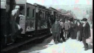 Братья Люмьер, Прибытие поезда, первый в мире фильм, 1896 год