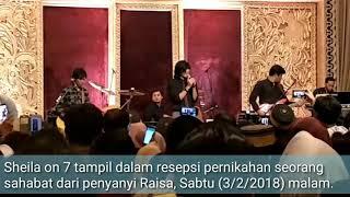 Video Sheila on 7 Sulap Resepsi Penikahan Jadi Konser Musik MP3, 3GP, MP4, WEBM, AVI, FLV Juni 2018
