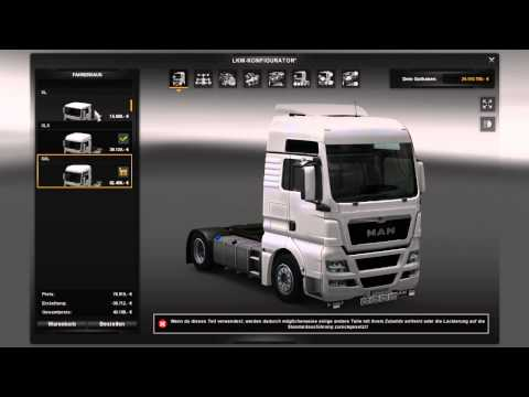 MAN TGX Reworked v1.2
