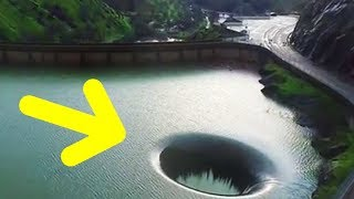 Video The Mystery Of The Hole In Lake Berryessa Is Finally Solved MP3, 3GP, MP4, WEBM, AVI, FLV Juni 2019