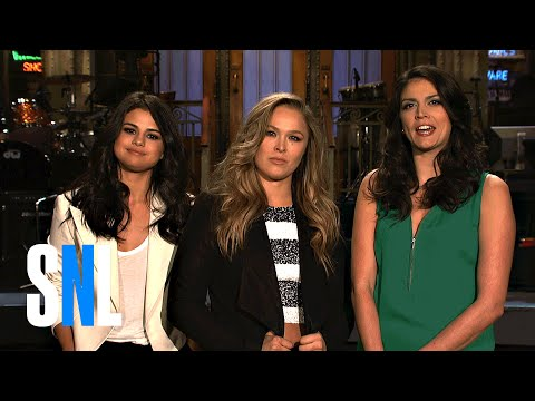 Saturday Night Live 41.11 Preview 'Selena Gomez & Honda Rousey'