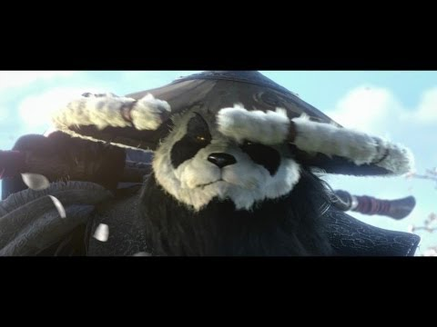 Mists of Pandaria: What's worth fighting for – Cinematic Trailer