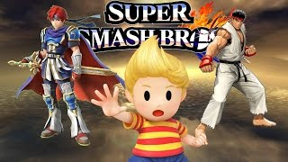 DLC Characters are Cool – Smash Montage