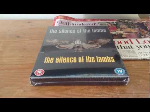 The Silence Of The Lambs Blu-ray Steelbook Review