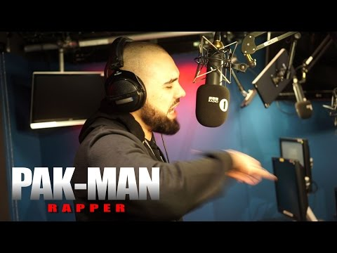 Pak-Man – Fire In The Booth (part 2)